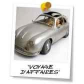 figurine forchino voyage d affaire 64 cm ltd 1 000 ex fo85044