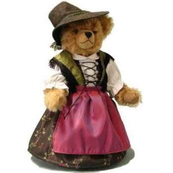 Vielle ours bavaroie fille Hermann-Spielwaren -19968-5