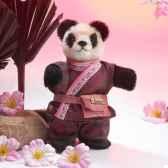 panda debout miniature hermann spielwaren 22082 2