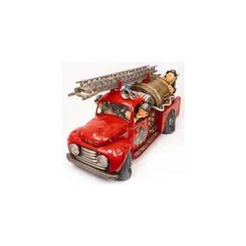 Figurine Forchino - Les pompiers (Large) - ltd 1 000 ex. - FO85039