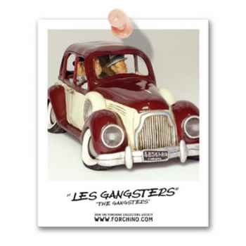 Figurine Forchino - Les gangsters - FO85042