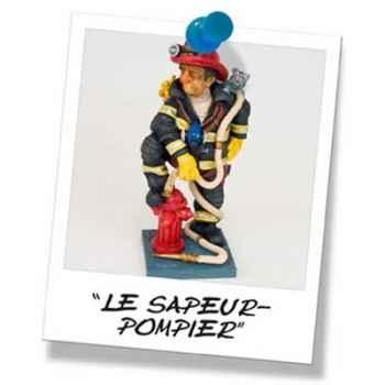 Figurine Forchino - Le sapeur pompier - FO85505