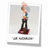figurine forchino le medecin fo85508