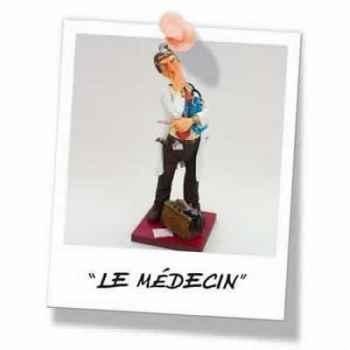 Figurine Forchino - Le médecin - FO85508
