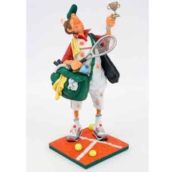 Figurine Forchino - Le joueur de tennis - FO85511