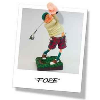 Figurine Forchino - Le golfeur - FO85504