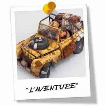 Figurine Forchino - L\'aventure - FO85052
