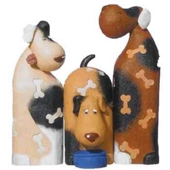Figurine Farmyard Fun - Max - Reg - Molly - DO13BR-DO12LB-DO09MB