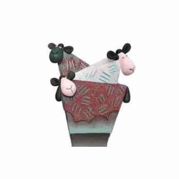Figurine Farmyard Fun - Dyllis - Frances - Mavis - SL15EC-SR-15EC-SL10EC