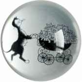 figurine dubout la pointeuse dub02