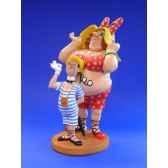 figurine dubout allez mon baigneur dub08