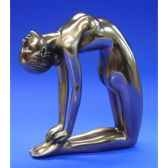 figurine femme bronze body talk camepose wu72379