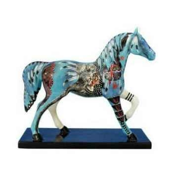 Figurine Cheval - Painted Ponies - Sounds of thunder - 12240