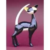 figurine le chat quincy w gw01