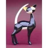 figurine le chat quincy w gw01