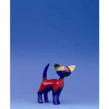 Figurine Le Chat Questa R, - QR04
