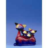 figurine le chat queenie quinta quiana questa r qr03