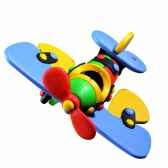 petit avion mic o mic 58708
