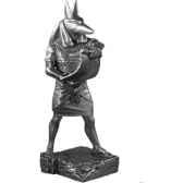 figurines etains anubis eg002