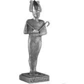 figurines etains osiris eg014