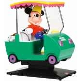 voiture de golf mickey merkur kids 73011527