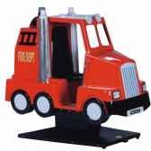 camion de pompier merkur kids 73011602