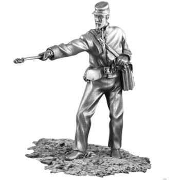Figurines étains Soldat bout de feu -GS004
