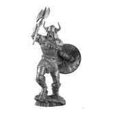 figurines etains barbarian fa001
