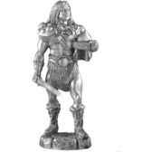 figurines etains le barbare fa002