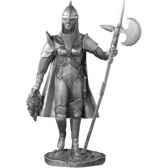 figurines etains executrice fa007