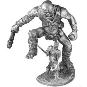 Figurines étains L'ogre -FA010