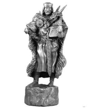 Figurines étains Pièce échiquier Roi Arthur -CE001