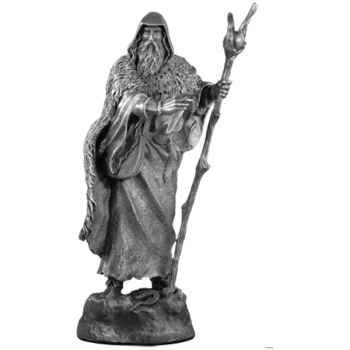 Figurines étains Pièce échiquier Fou merlin -CE003