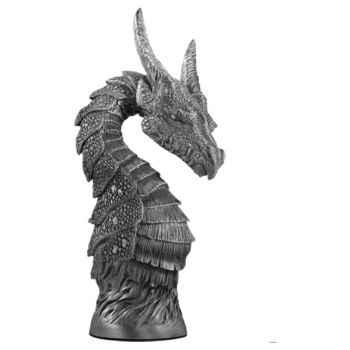 Figurines étains Pièce échiquier Dragon enchanté -CE004
