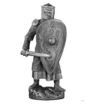 Figurines étains Pièce échiquier Garde du roi -CE006
