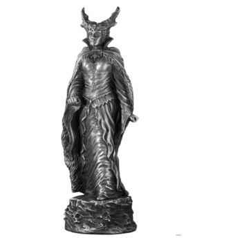 Figurines étains Pièce échiquier Morgane -CE008
