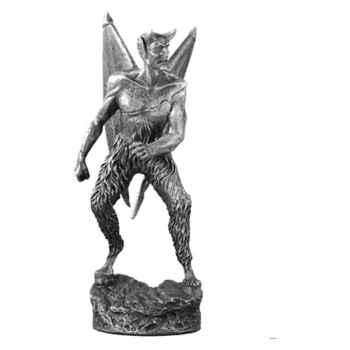 Figurines étains Pièce échiquier Fou ailé -CE009