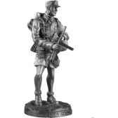 figurines etains afrika korps mi005