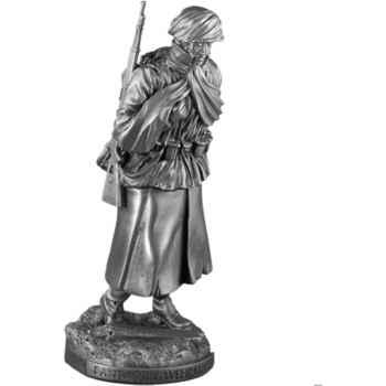 Figurines étains Fantassin wehrmacht -MI007