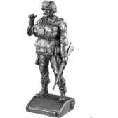 figurines etains 82nd airborne mi009