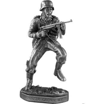 Figurines étains Panzer grenadier -MI012