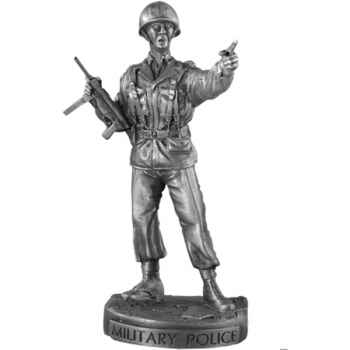 Figurines étains Military police -MI014