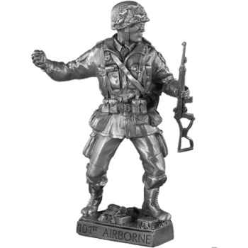 Figurines étains 101nd airborne -MI017