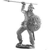 figurines etains guerrier celte ma006