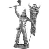 figurines etains eclaireur celte ma007
