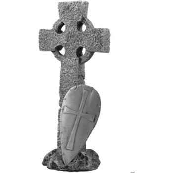 Figurines étains Croix celtique -MA035