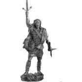 figurines etains highlander ma036