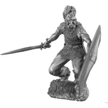 Figurines étains Soldat gaelique -MA050