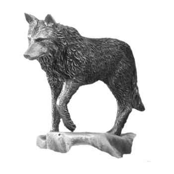 Figurines étains Loup -MA072