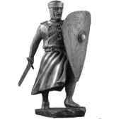 figurines etains richard coeur de lion ma001